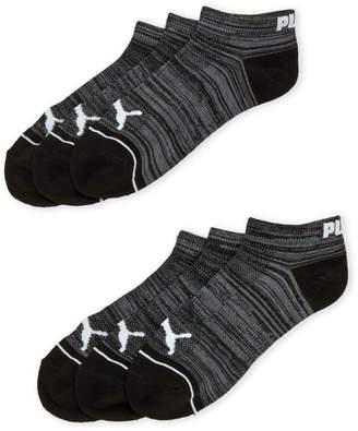 Puma 6-Pack Low-Cut Socks