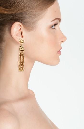 Women's Baublebar 'Pinata' Tassel Earrings 4