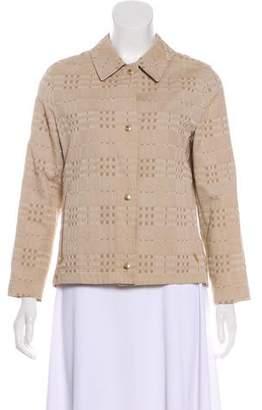 Burberry Casual Long Sleeve Jacket