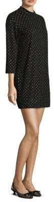 Marc Jacobs Embellished Shift Dress