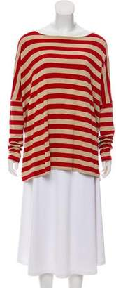 Hatch Oversize Striped Top