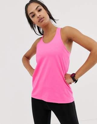 Asos 4505 4505 gym mesh back vest