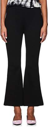 Barneys New York Women's Wool-Silk Flared Pants