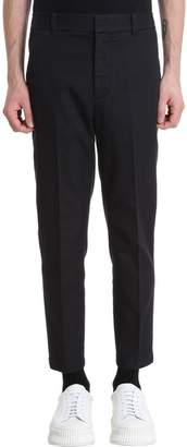 3.1 Phillip Lim Black Cotton Pants