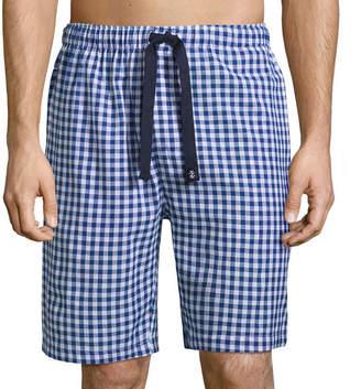 Izod Poplin Pajama Shorts