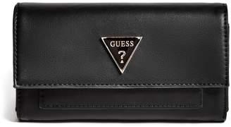 Factory GUESS Women's Melanee Smartphone Wallet