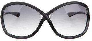 Tom FordTom Ford Whitney Oversize Sunglasses