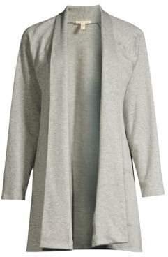 Eileen Fisher Cotton Blend Kimono Cardigan