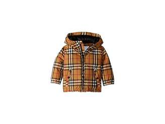 Burberry Rio Check Jacket (Infant/Toddler)