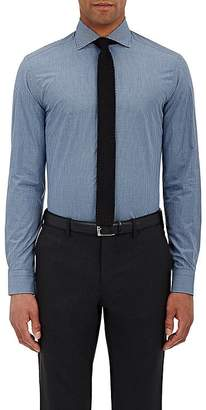 Ralph Lauren Black Label MEN'S POPLIN BUTTON-FRONT SHIRT