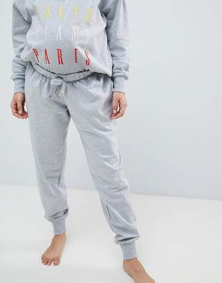 Asos DESIGN Maternity Lounge city oversized joggers