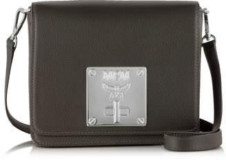 MCM Mona Fango Leather Small Shoulder Bag