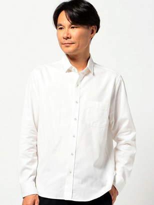Men's Bigi (メンズ ビギ) - MEN'S BIGI 高橋克典さん着用バード柄ジャガードシャツ メンズ ビギ シャツ/ブラウス