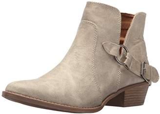 Qupid Women's SOCHI-127 Ankle Boot