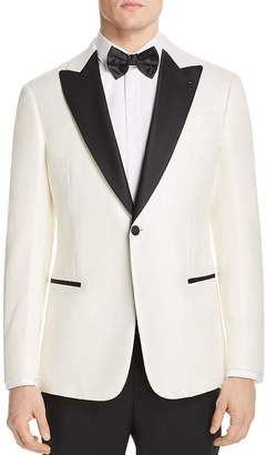 Giorgio Armani Satin-Lapel Regular Fit Tuxedo Jacket