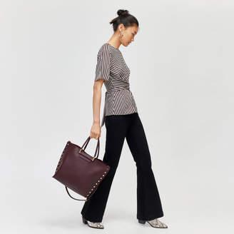 Warehouse Stud Side Shopper Bag