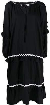 McQ (マックキュー) - McQ Alexander McQueen エンブロイダリー ドレス