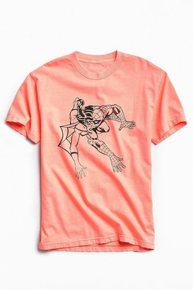 Urban Outfitters Kostas Seremetis X Marvel Spider Split Tee $34 thestylecure.com
