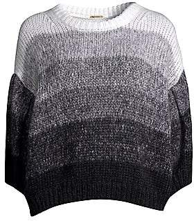 Caroline Constas Women's Ombre Mohair-Blend Sweater