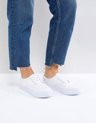 Blink Flatform Plimsoll Sneaker
