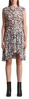 AllSaints Victoria Magnolita Dress