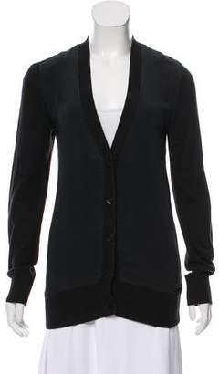 MICHAEL Michael Kors Paneled Knit Cardigan
