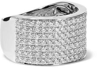 Anita Ko Marlow 18-karat White Gold Diamond Ring