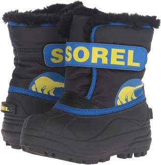 Sorel Snow Commander Boys Shoes