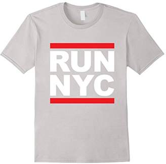Run NYC Classic Logo T Shirt