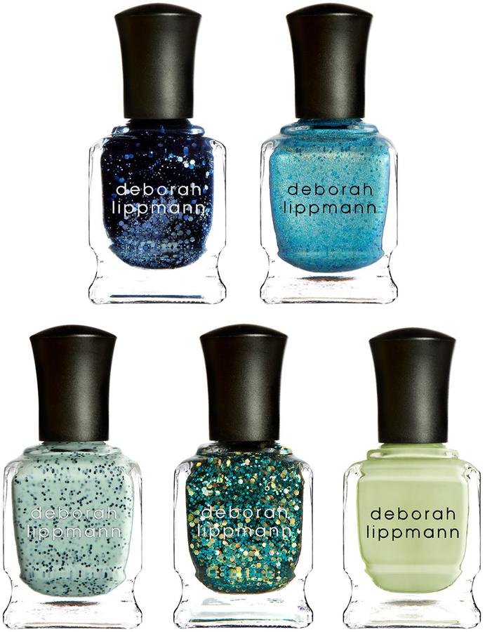 Deborah Lippmann Colored Nail Polish Set
