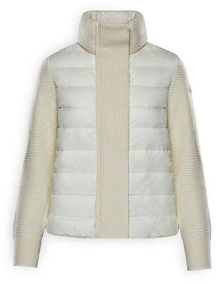 Moncler Mixed Media Sweater