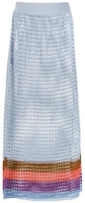 Cecilia Prado knit midi Bruna skirt