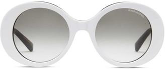 Oliver Goldsmith Sunglasses The 1960s Military Whites
