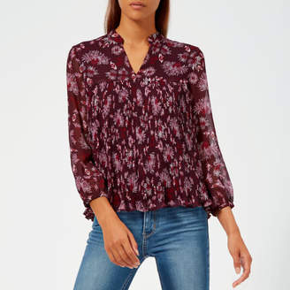 Whistles Women's Pitti Print Blouse