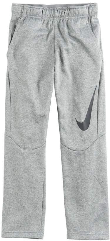 Nike Boys 8-20 Nike Therma Big Logo Pants