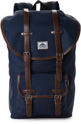 Steve Madden Navy Utility Backpack