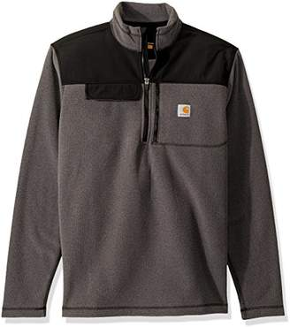 Carhartt Men's Fallon Half Zip Sweater Fleece