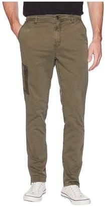 John Varvatos Cargo Pants with Zipper Details P500U2B Men's Casual Pants