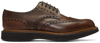 Church's Churchs Brown Lightweight Tewin Brogues