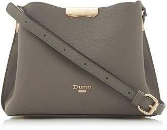 Dune Dinidarrow Textured Small Cross Body Bag