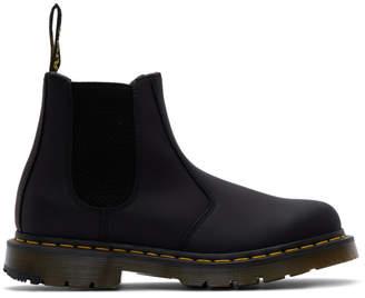 Dr. Martens Black 2976 DMs Wintergrip Chelsea Boots