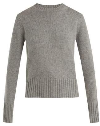 Max Mara - Ceylon Sweater - Womens - Light Grey