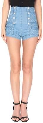 Pierre Balmain Denim shorts