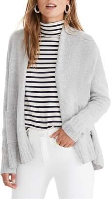 Madewell Cashmere Shawl Collar Cardigan Sweater