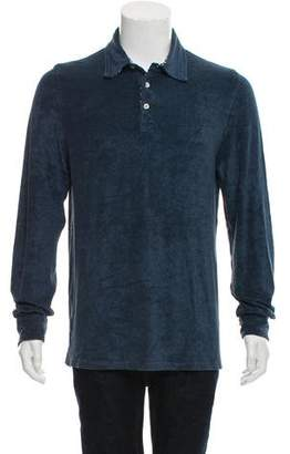 Vilebrequin Classic Long Sleeve Polo