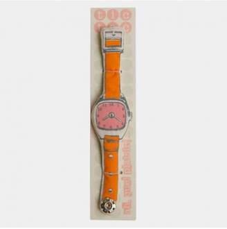 Toy Watch Ah, Quel Plaisir Tic-Tac Orange Strap