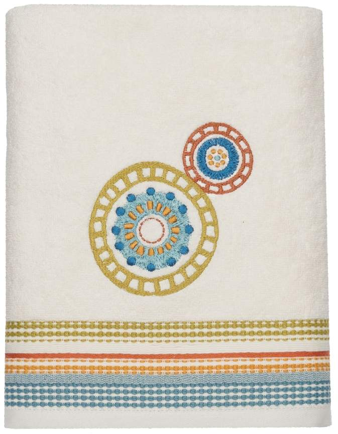 Kohl's Caymen Embroidered Bath Towel