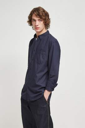 French Connenction Garment Dye Poplin Shirt