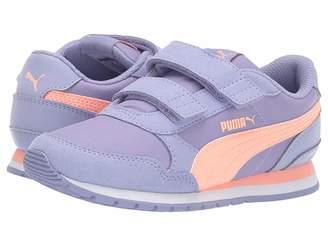 Puma Kids ST Runner Velcro (Little Kid)