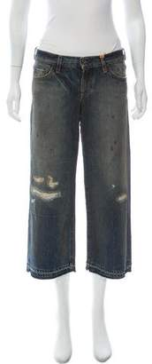 Simon Miller Mid-Rise Cropped Jeans w/ Tags